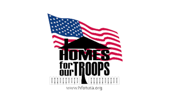 Staff Force Supports Homes For Our Troops